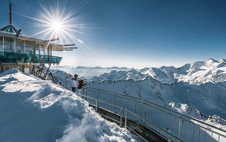 The Ski Area ofObergurgl-Hochgurgl