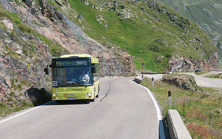 Öffentlicher Busverkehr