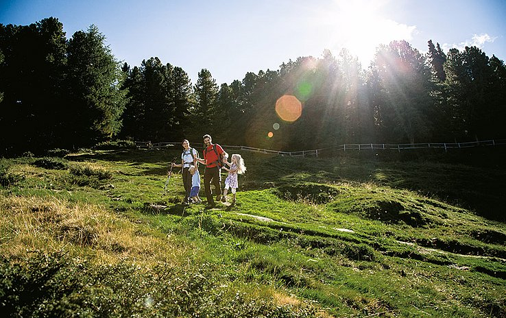 Wanderbares Ötztal mit Top-Bergmomenten.