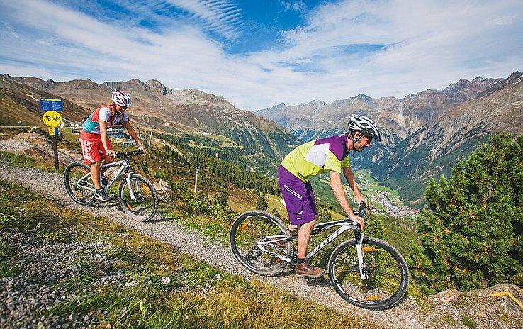 Bicycle & MTB Hire