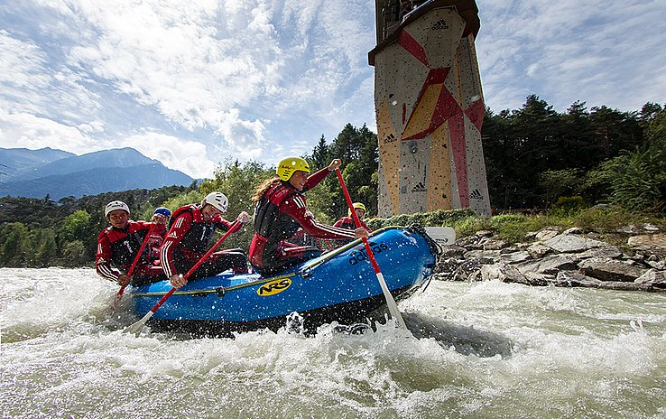 Adventure & Outdoor Fun at their finest in Ötztal.