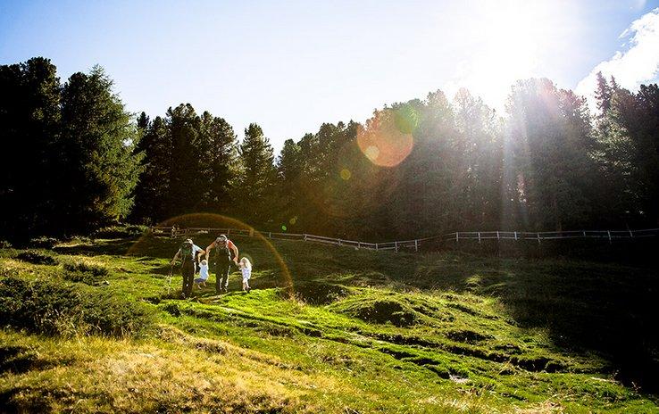 WanderprogrammNaturpark Ötztal