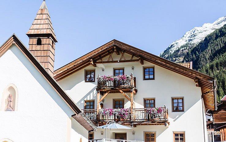 Apart Hotel GarniAlt Kaisers
